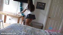 Alexia Anders school girl fantasy POV 1-2