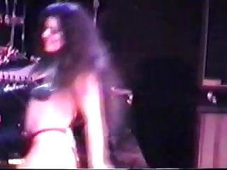 Daily bikini thong Felicia in black bikini thong