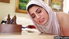 Nadia Ali enjoys fucking