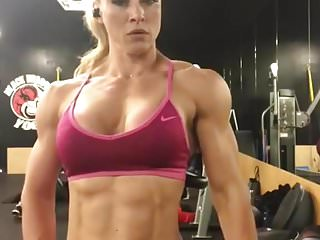 Sexy muscle ladies - Thats a lady sexy muscle