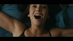 Nina Dobrev getting fucked in bed missionary style