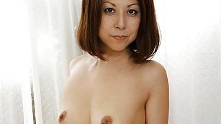Raunchy Asian babe blows and rides a cock in POV