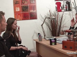 Sublimal sex messages Anal casting couch of a sublime skinny french brunette