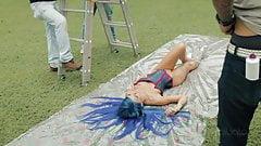 Tati Zaqui - Making Of - Playboy