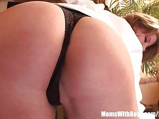 Office mom fucking - Office mom summer storm tight anal fucked in the couch