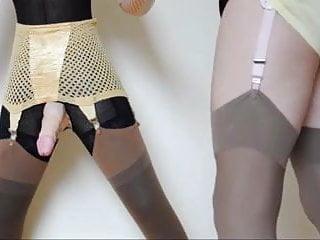 Lana lingerie tease Ficken mit lana