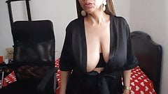 Big nipple webcam MILF