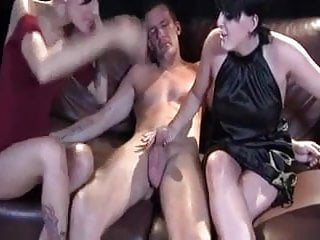 Guys suckin their own cock - British cfnm cock suckin sluts