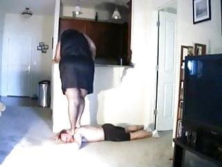 Smother trample videos bbw Bbw trample