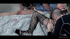 Swinger party with hardcore BJs and pussy banging