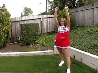 Nfl cheerleader ass Blonde anal big bubble ass cheerleaders