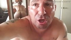 The plumber praises himself