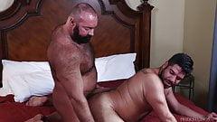 Bearback - Thick & Furry Bears Brad Kalvo & Lanz Adams