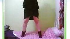 Turkish kapali hijab