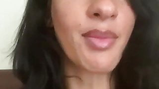 Hot Mother Talks & Teases Young Hung BBC. Submissive Milf