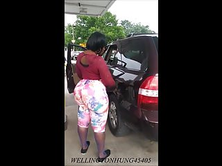 Black ga sex - Gumbo pumping gas big beautiful black booty ms nubian