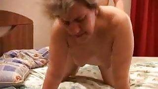 granny fucking doggy