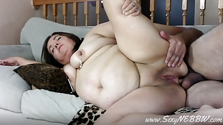 Sexy BBW Anal Training 7 - PREVIEW