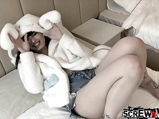Japanese asian anal Screwmetoo horny japanese asian bunny has serious skills