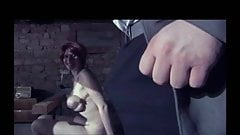 bigtit redhead tortured 2