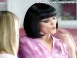 Celebrity lesbian sex video blog - Ingrid martz y ana ciocceti celebrity lesbian sex