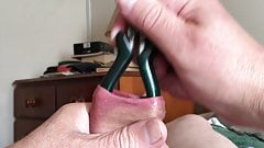 Foreskin 5 of 8 - pliers and highlighter