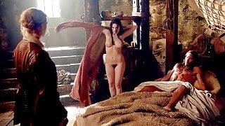 Lise Slabber Nude Bush from Black Sails On ScandalPlanet.Com