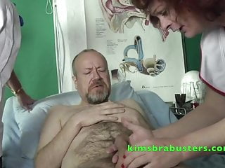 British bi sex Busty mature nurse at the bi hospital