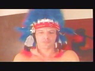 The naked chief - Classic vintage retro - diamondclip - big chief
