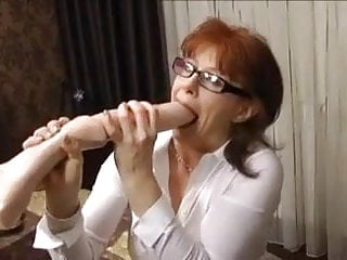 Anal gaping huge - Milf huge dildo anal ends with huge prolapse