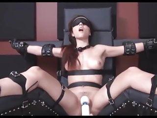 Vibrator torture bondage Ultimate pleasuere torture pt 1