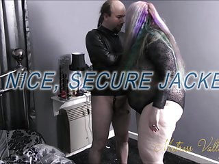Lesbian trailer and clip Straitjacket clips - trailer