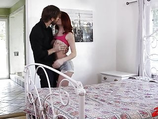 Seriously lacy lingerie - Lacy hunts her stepbrother down, for sex