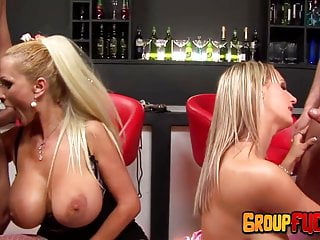 Fucking site tit Group fuck site - a bonanza of big tits and blonde milfs
