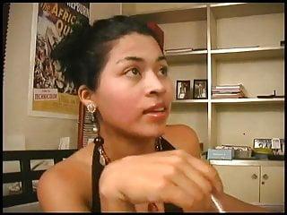 Nude peruvian xxx - Latina girl fucking in the kitchen