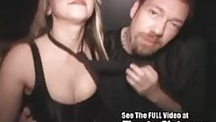 Cum Slut Zoe Gets Jizz Coated & Creampied In A Porn Theater!