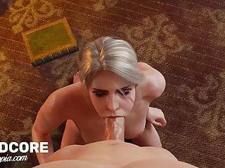 Slut load hentai The witcher sluts fucked without mercy