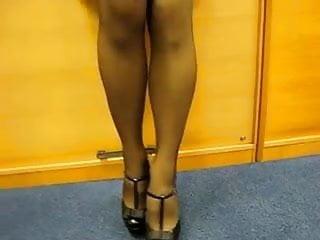 Asian pantyhose mpegs - Asian pantyhose 4