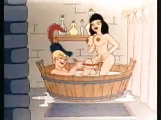 Funny cartoon boobs - Snow white cartoon