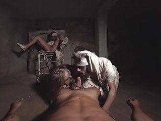 Nurse porn hand - Horror hardcore parody porn with ghoulish nurses
