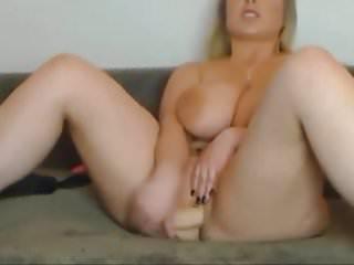 Fat Pawg Dildo Masturbation