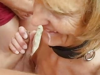 Dog cumming slut Old married collared slut at the beach