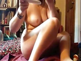 Redtube big orgasm Nerdy girl masturbates to a big orgasm