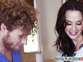 Wifes hot handjob Digitalplayground - my wifes hot sister episode 3 eva lovia