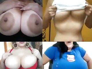 Sluts on parade Big tits on parade