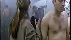 cfnm in the locker room