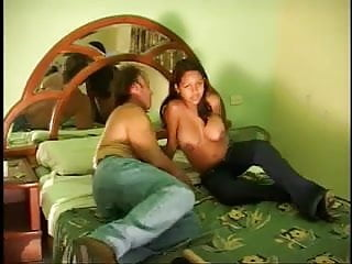 Busty tramps Pregnant tramp loves to get banged