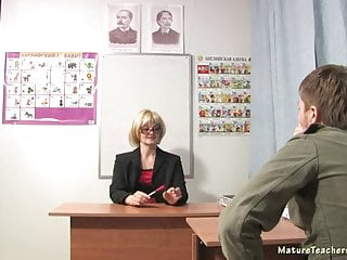 Lesbian language The teacher of russian language and literature