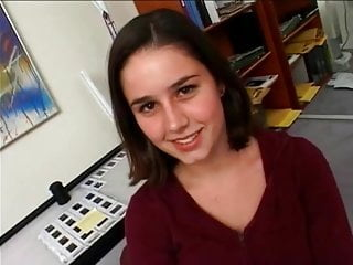 Kacey anal brunette - Kacey