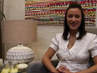 Dry up breast milk natural Brunette showing how to pump breast milk